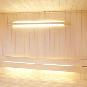 Sauna Aydınlatma